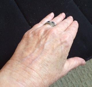 hand, Week Four