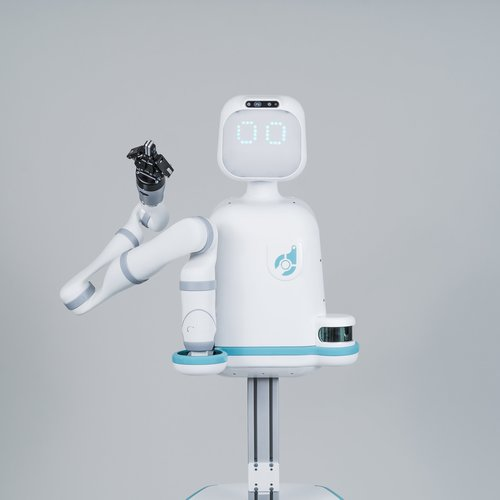 Meet Moxi: Our Socially Intelligent Robot Supporting Healthcare Teams